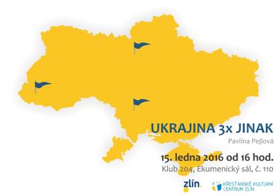 Ukrajina 3x jinak