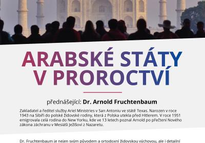 Arabské státy v proroctví. Dr. Arnold Fruchtenbaum