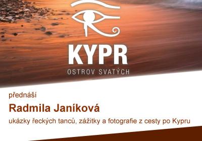 Kypr. Radmila Janíková
