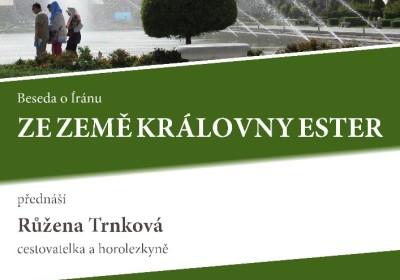 Ze země královny Ester. Růžena Trnková