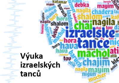 Výuka izraelských tanců