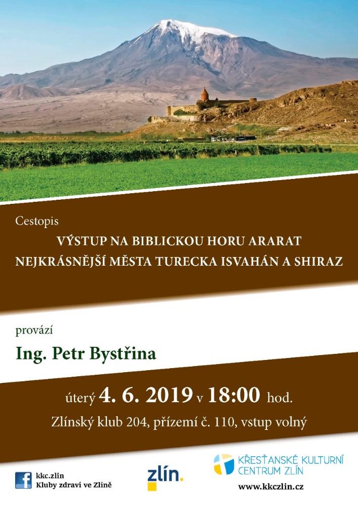 Výstup na horu Ararat
