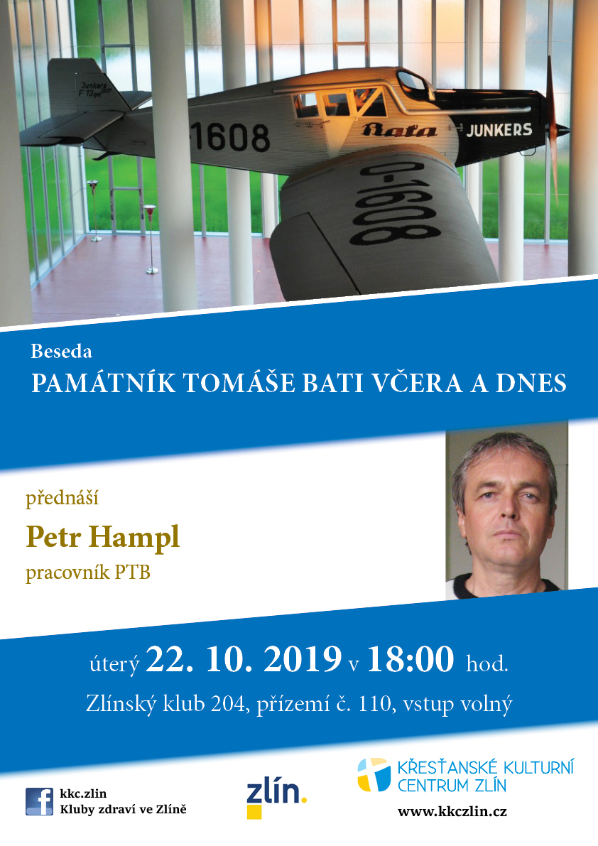 Památník Tomáše Bati – Petr Hampl