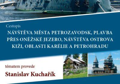 Petrozavodsk, plavba přes Oněžské jezero – Stanislav Kuchařík