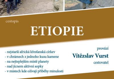Etiopie. Cestopis – Vítězslav Vurst